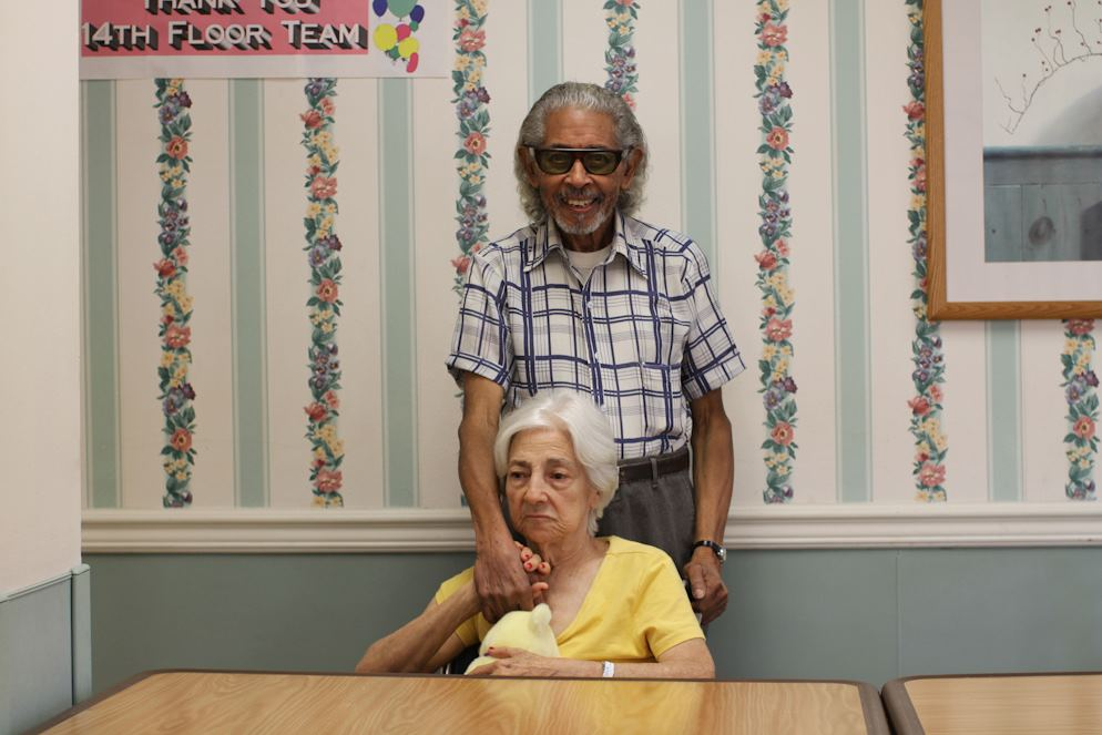 Humans of New York captures true love.