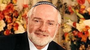 Rabbi Bernhard Rosenberg, founder of Rabbis for Romney