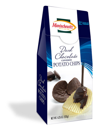 Choc Potato Chips