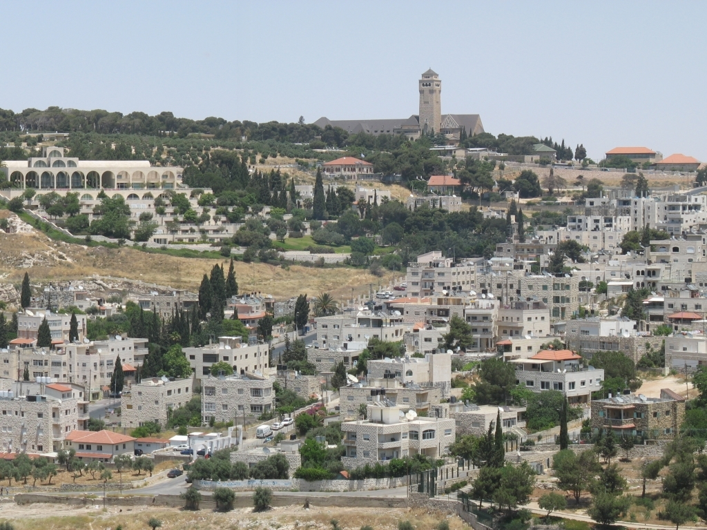 Palestinian East Jerusalem | CC via Wikimedia Commons