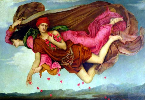 """Night and Sleep"" by Evelyn de Morgan. 