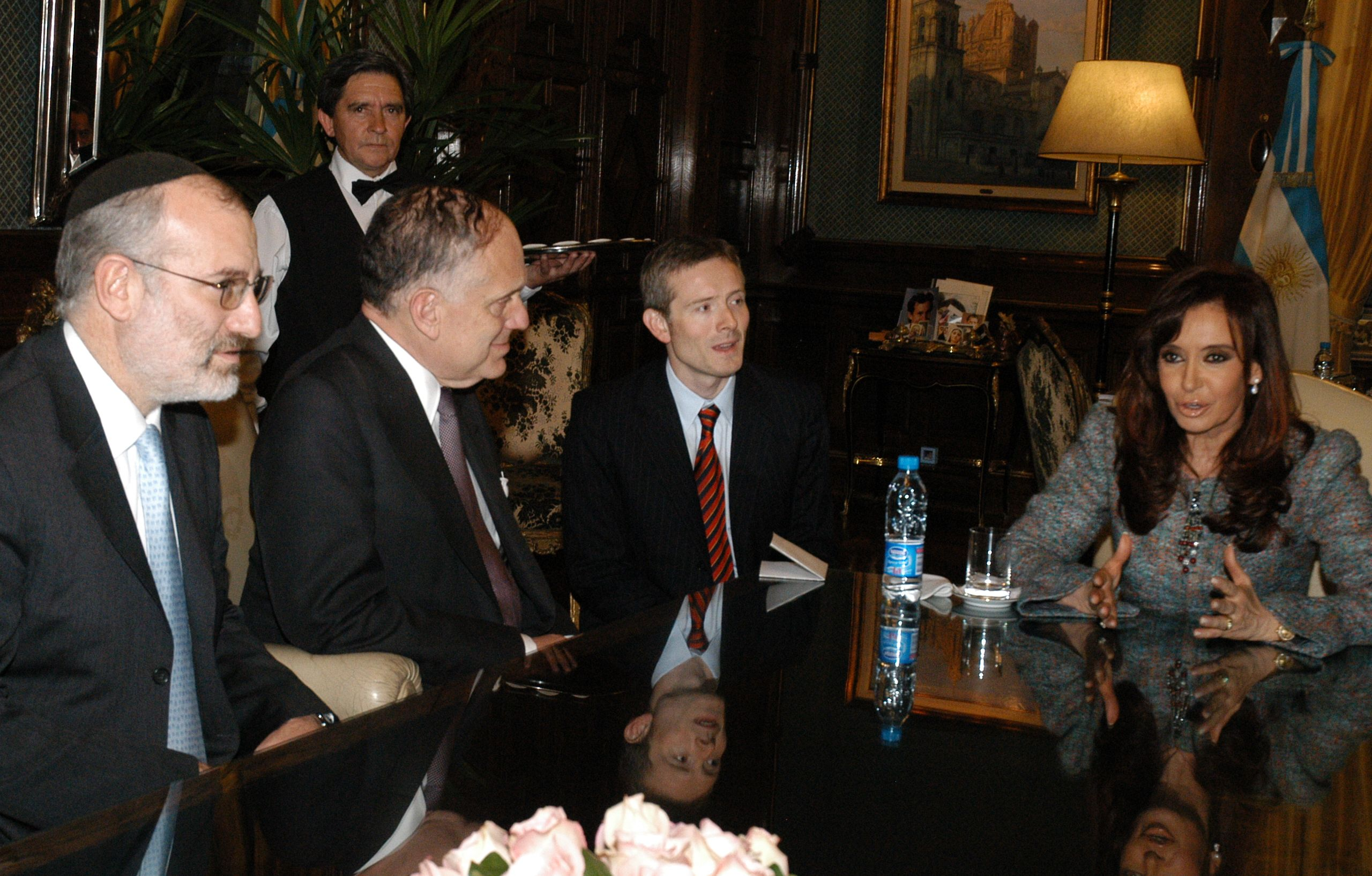 WJC_meeting_with_Argentine_President_Cristina_Kirchner