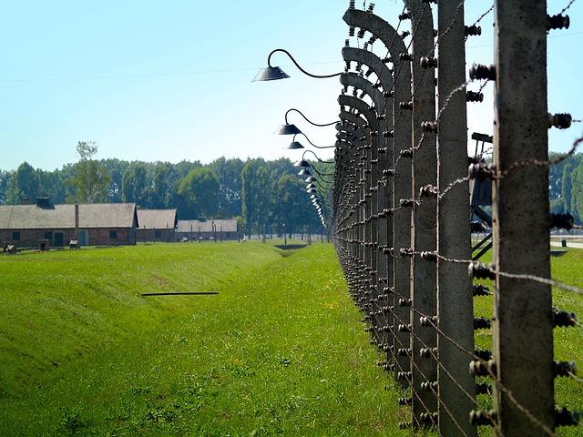 Auschwitz. | CC via Pixabay