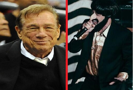 The big red line separating Donald Sterling from Macklemore.