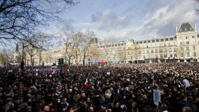 Over 1,000,000 people participated in the March Against Extremism over the weekend.