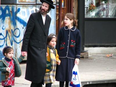 Are all Ashkenazi Jews really considered white? | CC via Wikimedia Commons