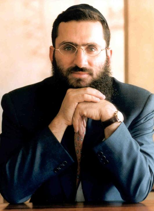According to Rabbi Shmuley Boteach, the Indiana RFRA is more likely to have an impact on intermarriage than on same-sex marriage for Jews.   Supplied by Shmuley Boteach [CC BY-SA 3.0], from Wikimedia Commons