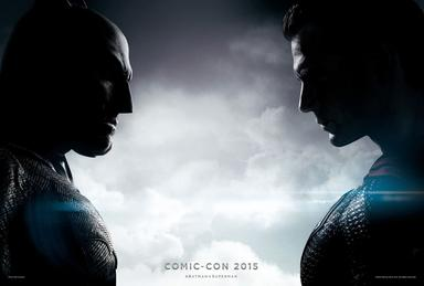 "DC fans got a better idea of what Batman v Superman holds at San Diego Comic-Con. | ""Batman v Superman poster"" by Warner Bros. Licensed under Fair use via Wikipedia."