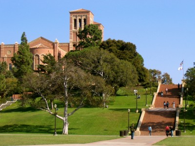 UCLA has the highest amount of testimonies on AMCHA's page. | Supplied by b r e n t (UCLA) [CC BY 2.0], via Wikimedia Commons
