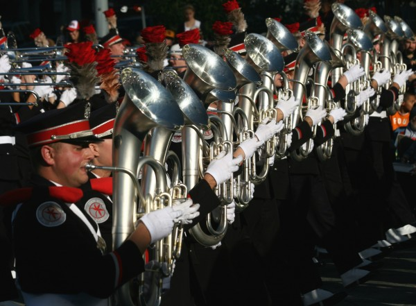 The Ohio State University marching band came under fire for a 2014 songbook that contained lyrics referencing the Holocaust. | Supplied by Prayitno Hadinata (CC-2.0)
