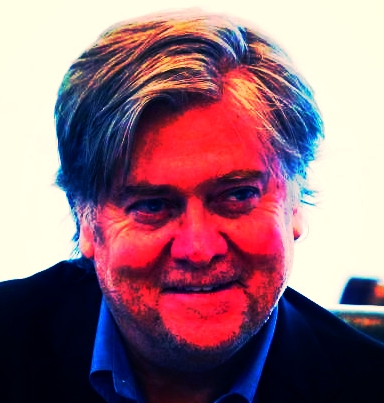 Breitbart CEO Steve Bannon  By Mike Licht [CC BY 2.0], via Creative Commons